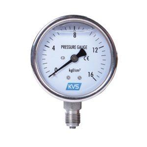 Đồng hồ đo áp suất KVS P-260 nhập khẩu 100% Thổ Nhĩ Kỳ